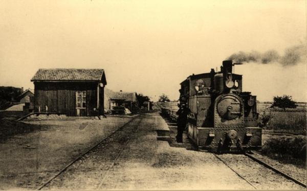 Ancienne gare de Montrieux
