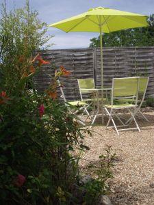 terrasse fleurie spa privatif