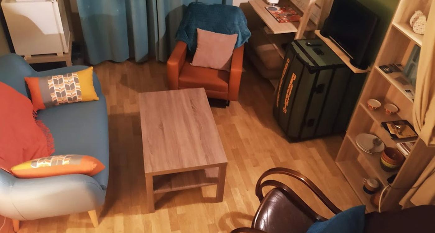 location chambre d'hôte