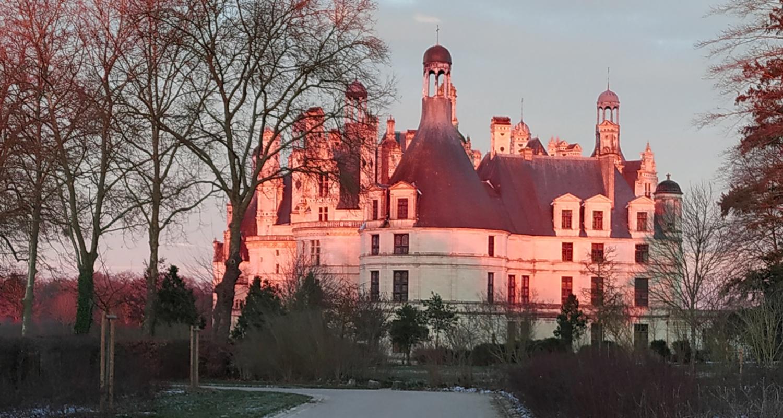 Château de Chambord - tourisme en Sologne