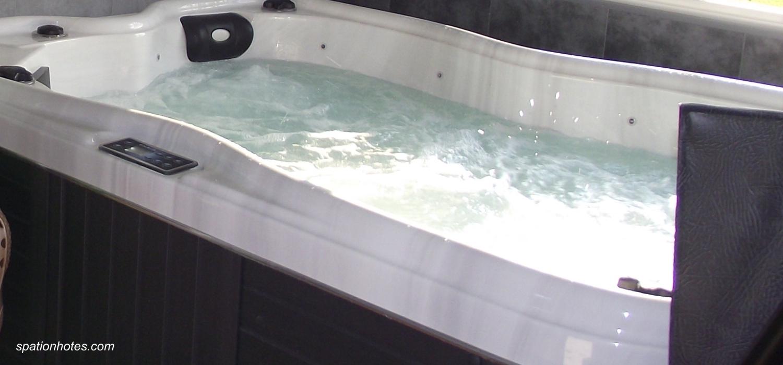 Hydrothérapie, spa et massage dans une chambre d'hôte