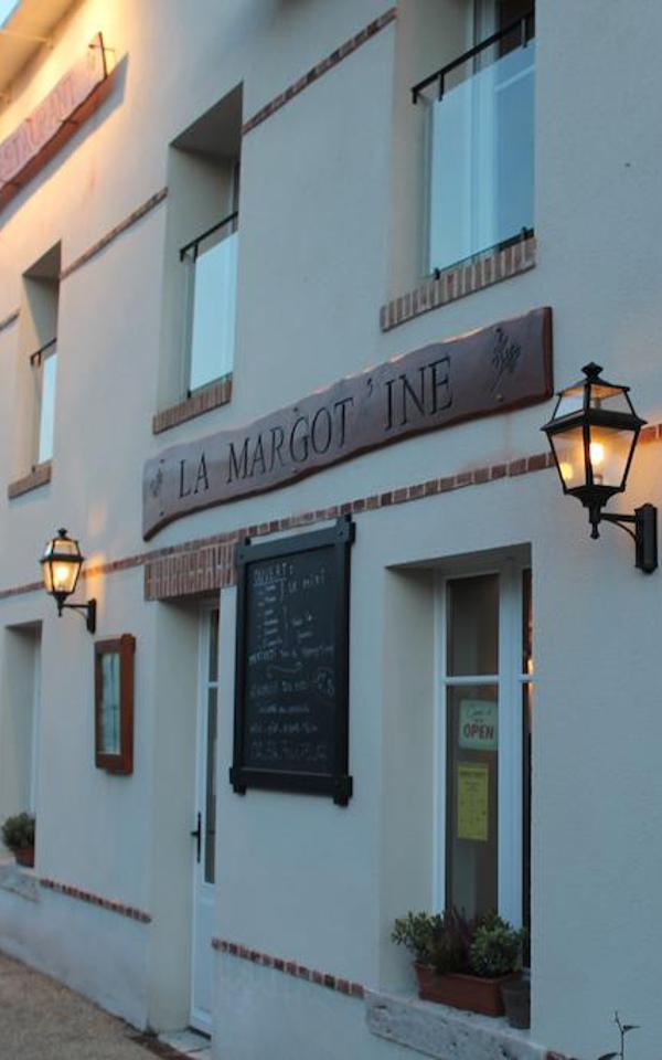 Restaurant la Margot'ine à Montrieux en Sologne