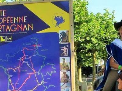 Route européenne d'Artagnan
